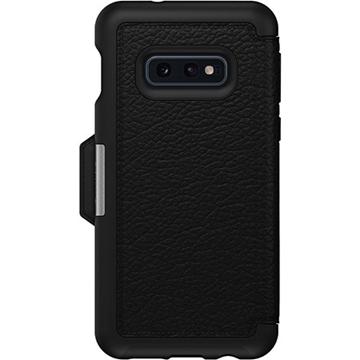 כיסוי Otterbox ל-Galaxy S10 e דגם Strada (שחורׂׂׂ)