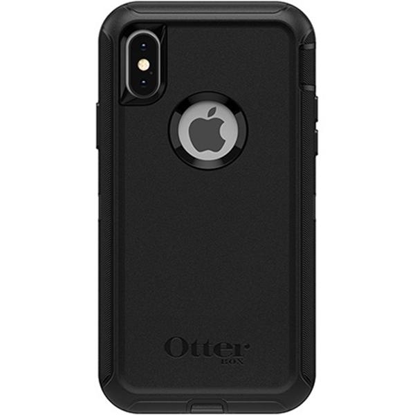 כיסוי Otterbox ל-iPhone XS דגם Defender (שחור)