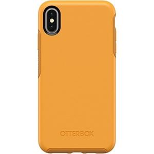 כיסוי Otterbox ל-iPhone  XS MAX דגם Symmetry (צהוב)