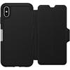 כיסוי Otterbox ל-iPhone XS MAX דגם Strada (שחור)