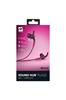 אוזניות Earbud iFrogz דגם Sound Hub Plugz (סגול)