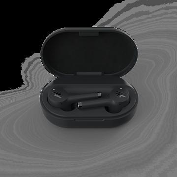 אוזניות TWS iFrogz דגם Earbud Airtime Pro (שחור)