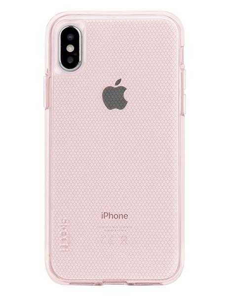 כיסוי Skech דגם Matrix ל-iPhone XS  (ורוד)