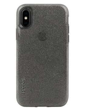 כיסוי Skech ל-iPhone XS  דגם Matrix Sparkle (שחור)