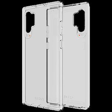 כיסוי Gear4 ל-Note 10 Plus  דגם Crystal Palace (שקוף)