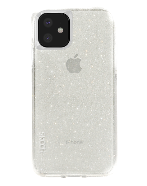 כיסוי Skech ל-iPhone 11  דגם Matrix Sparkle (שקוף)