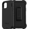 כיסוי Otterbox ל-iPhone 11 Pro  דגם Defender (שחור)