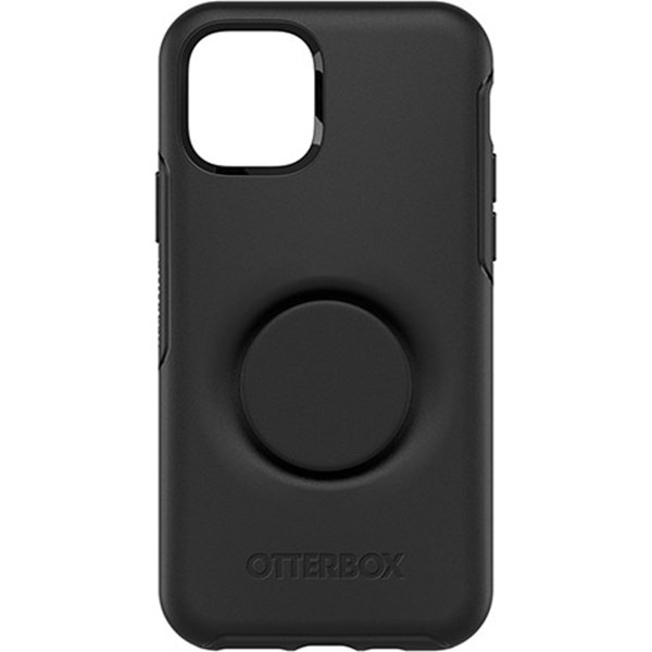 כיסוי Otterbox ל-iPhone 11 Pro דגם POPsocket (שחורׂׂ)