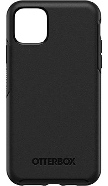 כיסוי Otterbox ל-iPhone 11 Pro Max דגם Symmetry (שחור)