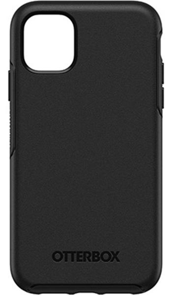 כיסוי Otterbox ל-iPhone 11 דגם Symmetry (שחור)