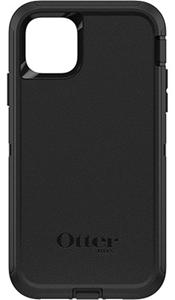 כיסוי Otterbox ל-iPhone 11 Pro Max דגם Defender (שחור)