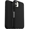 כיסוי Otterbox ל-iPhone 11 דגם Strada (שחור)