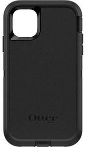 כיסוי Otterbox ל-iPhone 11 דגם Defender (שחור)