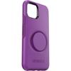 כיסוי Otterbox ל-iPhone 11 Pro דגם POPsocket (סגול)
