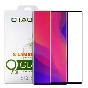 מגן זכוכית OTAO_SAMSUNG Note 10Pro דגם 3D שחור