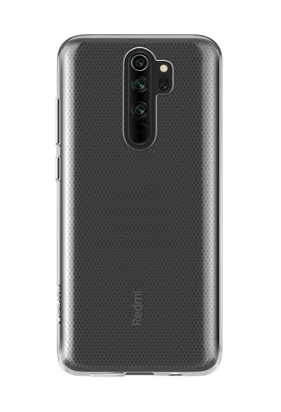 סט כיסוי שקוף ומגן מסך Skech ל-XIAOMI Redmi Note 8 Pro