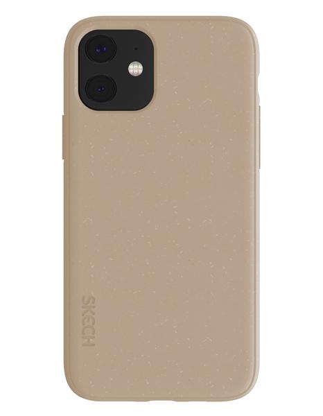 כיסוי Skech ל-iPhone 11 דגם Bio Case (חום)