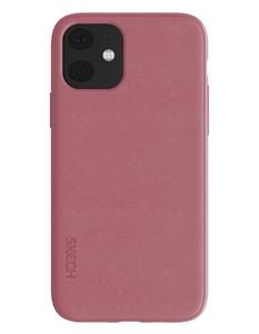 כיסוי Skech ל-iPhone 11 דגם Bio Case (ורוד)
