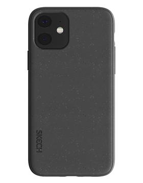 כיסוי Skech ל-iPhone 11 דגם Bio Case (שחור)