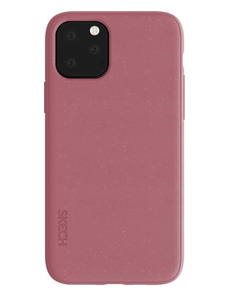 כיסוי Skech ל-iPhone 11 Pro דגם Bio Case (ורוד)