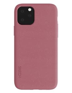 כיסוי Skech ל-iPhone 11 Pro MAX דגם Bio Case (ורוד)