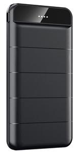 סוללה ניידת REMAX דגם 10000mAh (שחור)