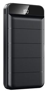 סוללה ניידת REMAX דגם 20000mAh (שחור)