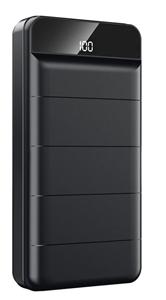 סוללה ניידת REMAX דגם 30000mAh (שחור)