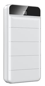 סוללה ניידת REMAX דגם 30000mAh (לבן)
