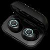 אוזניות Bluetooth_5 0 iWalk דגם BTA008 שחור