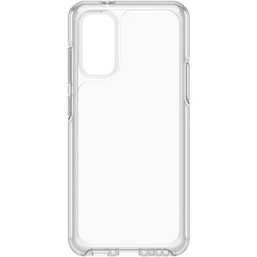 כיסוי Otterbox ל Galaxy S20 דגם Symmetry שקוף