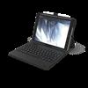 כיסוי מקלדת ל- iPad 10.2/10.5 מבית ZAGG דגם Messenger Folio