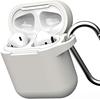 כיסוי מגן GEAR4 Apple Airpod 1&2 לבן