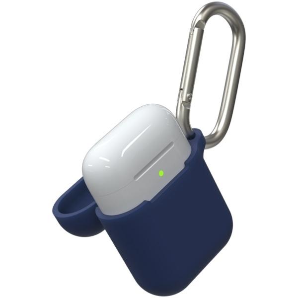 כיסוי מגן GEAR4 Apple Airpod 1&2 כחול