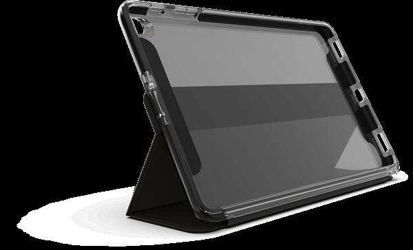 כיסוי Gear 4 דגם Brompton+Folio ל iPad 10.2 שחור