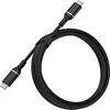 כבל סנכרון Otterbox Premium דגם USB&Ligh 2m שחור