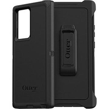 כיסוי Otterbox ל Note 20 Ultra דגם Defender שחור