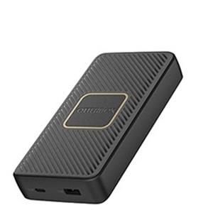 סוללה אלחוטית 15KmAh otter דגם USB&C USB-PD שחור