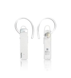אוזניית BT אלחוטית כולל דיבורית Bluetooth דגם RB-T9 לבן
