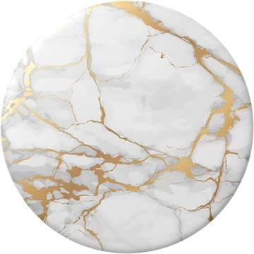 POPSOCKET דגם ABSTRACT Gold Lutz Marble