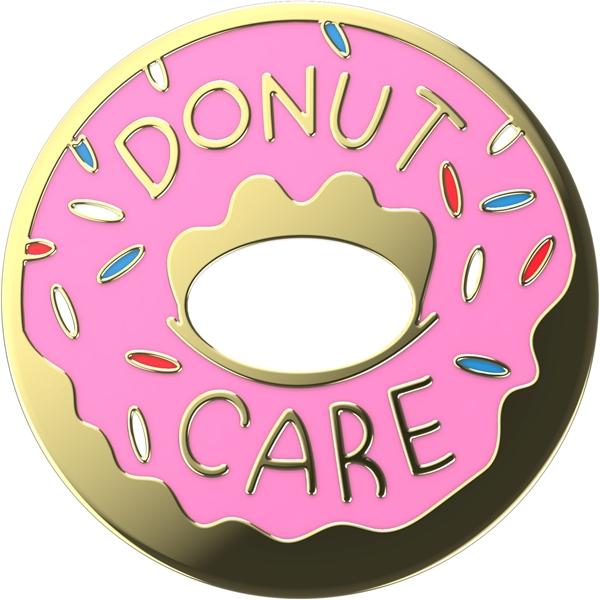 popsocket-דגם-enamel-donut-pink-premium