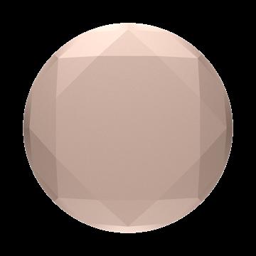popsocket-דגם-metallic-diamond-rose-gold