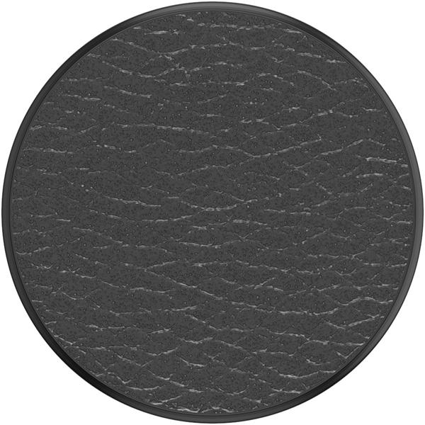 popsocket-דגם-vleather-pebbled-black