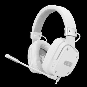 אוזניות גיימיניג SADES דגם Snowwolf Stereo