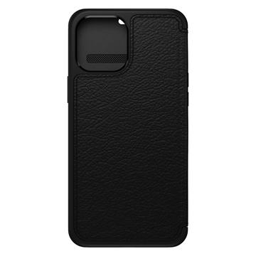 כיסוי otterbox ל iPhone 12 Pro MAX דגם Strada שחור
