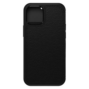 כיסוי otterbox ל iPhone 12 mini דגם Strada שחור