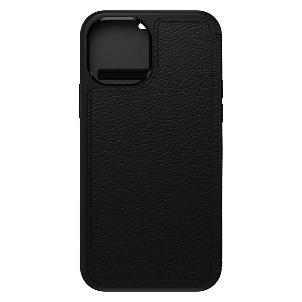 כיסוי otterbox ל iPhone 12 & Pro דגם Strada שחור