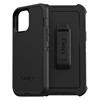 כיסוי Otterbox ל iPhone 12 Pro MAX דגם Defender שחור