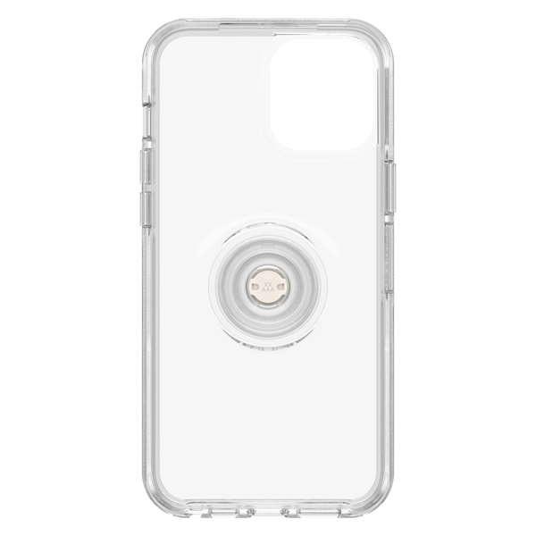 כיסוי Otterbox ל iPhone 12 Pro MAX דגם Symmetry POP שקוף