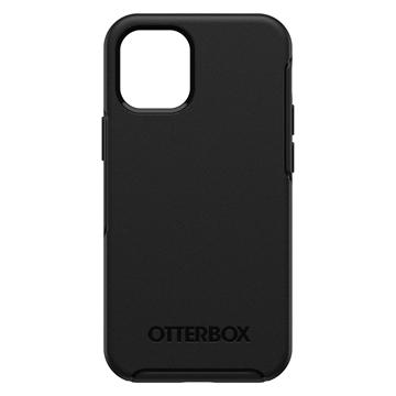 כיסוי Otterbox ל iPhone 12 mini דגם Symmetry שחור